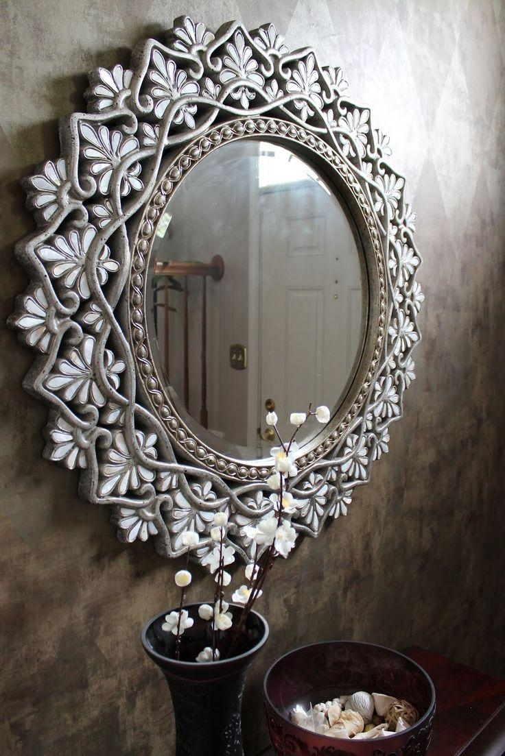 382 Best Venetian Mirrors/ornate Mirrors Images On Pinterest Within Small Venetian Mirror (Image 2 of 20)