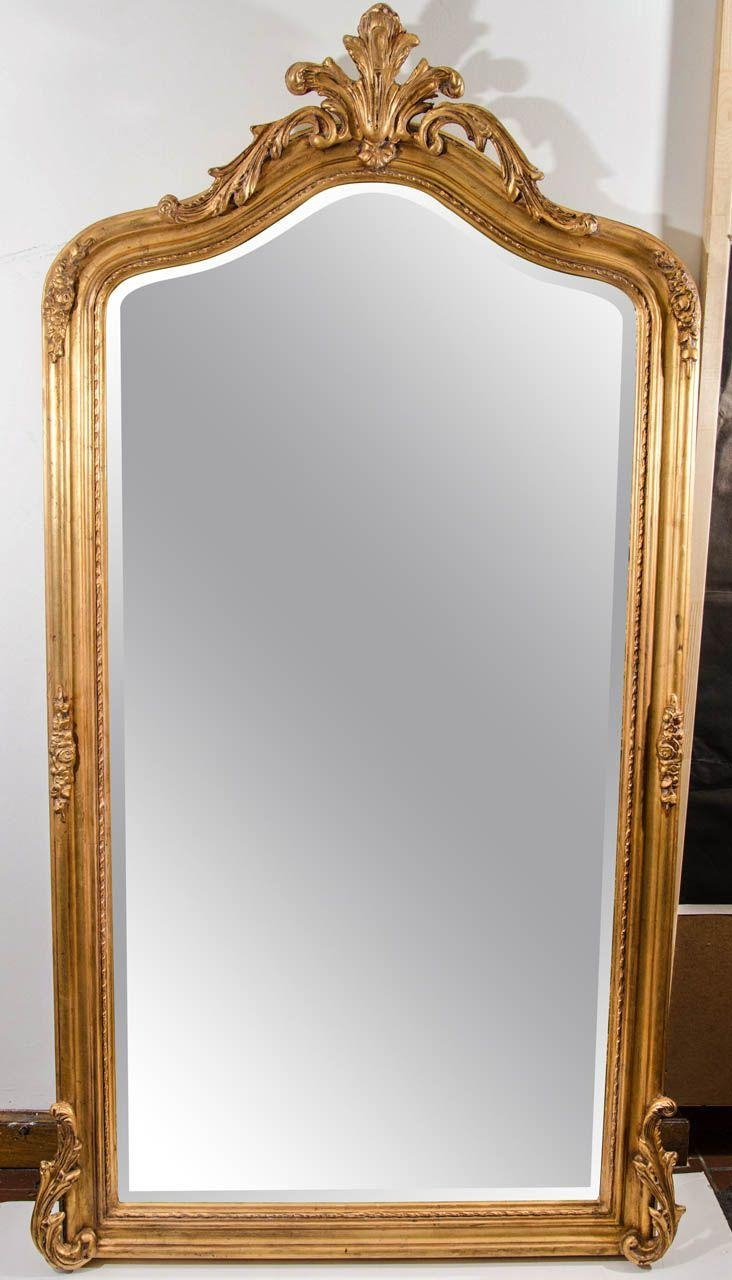 39 Best Biedermeier Furniture Images On Pinterest | Antique Regarding French Style Full Length Mirror (Image 2 of 20)