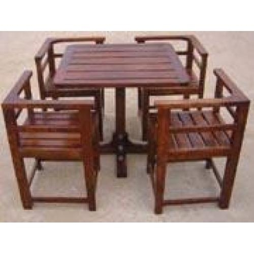 4 Seater Dining Table And Chairs » Gallery Dining For 4 Seat Dining Tables (Image 2 of 20)