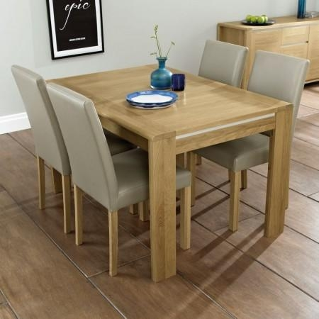 4 Seater Dining Table And Chairs India Seater Dining Set Four Intended For Extendable Dining Table And 4 Chairs (Photo 6 of 20)