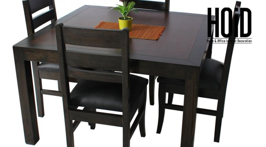 4 Seater Dining Table With 4 Seat Dining Tables (Image 4 of 20)