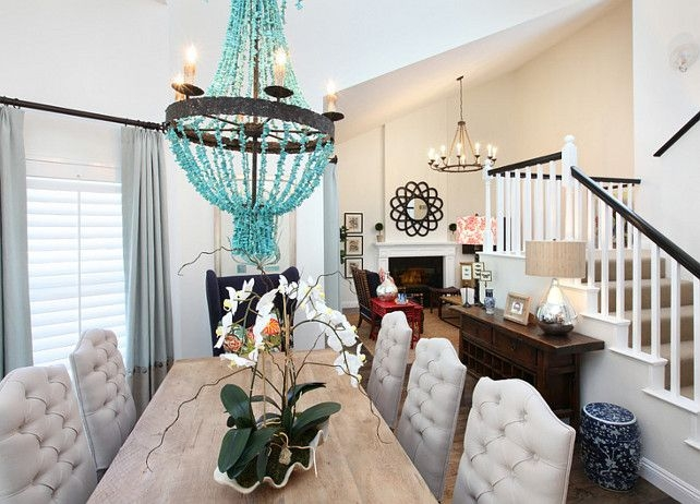 409 Best Lighting Images On Pinterest Within Turquoise Stone Chandelier Lighting (Image 6 of 25)