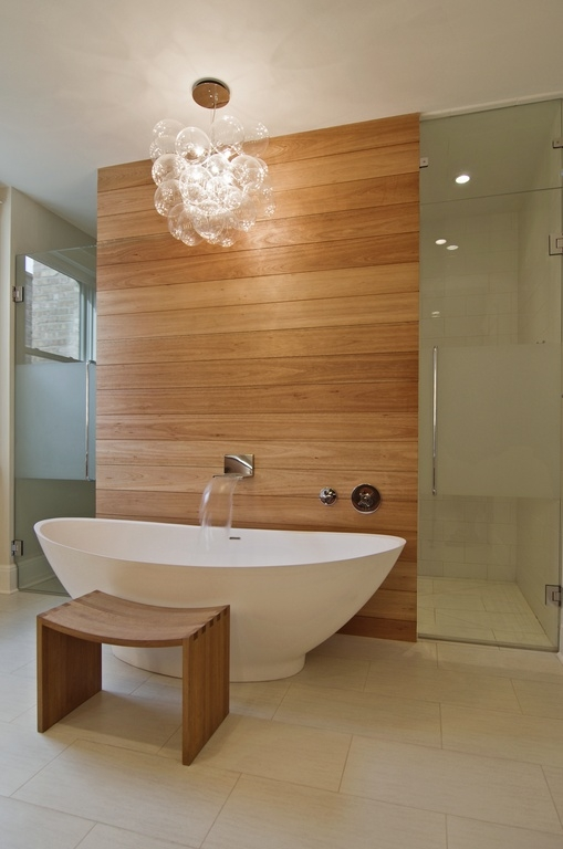 41 Bespoke Bathrooms With Glittering Chandeliers Master Intended For Wall Mounted Bathroom Chandeliers (Image 3 of 25)