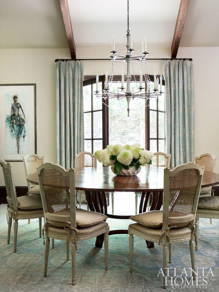 415 Best ~Dining Spaces~ Images On Pinterest | Dining Room Design Inside Noah Dining Tables (View 12 of 20)
