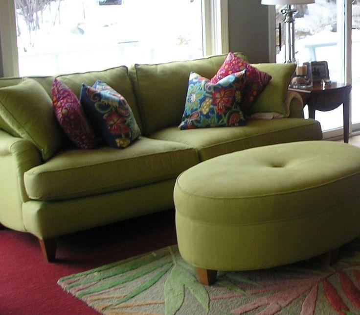 42 Best Green Sofa Images On Pinterest | Green Sofa, Living Room Throughout Green Sofas (Image 2 of 20)