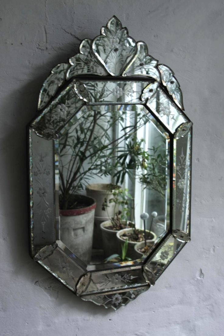 44 Best Beautiful Mirrors Images On Pinterest | Venetian Mirrors With Venetian Mirrors Antique (Image 1 of 20)