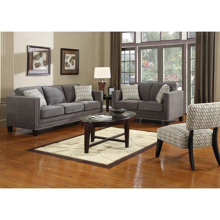 47 Best Gray Sofa Images On Pinterest | Living Room Ideas, Live Regarding Gray Sofas (Image 4 of 20)