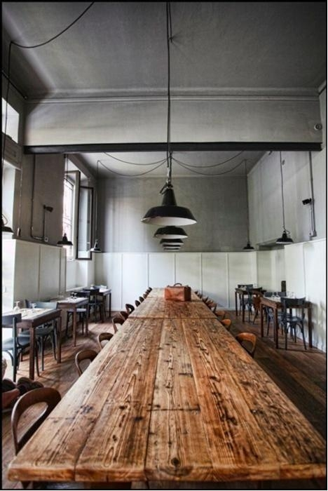 47 Best Long Dining Tables Images On Pinterest | Home With Long Dining Tables (View 13 of 20)
