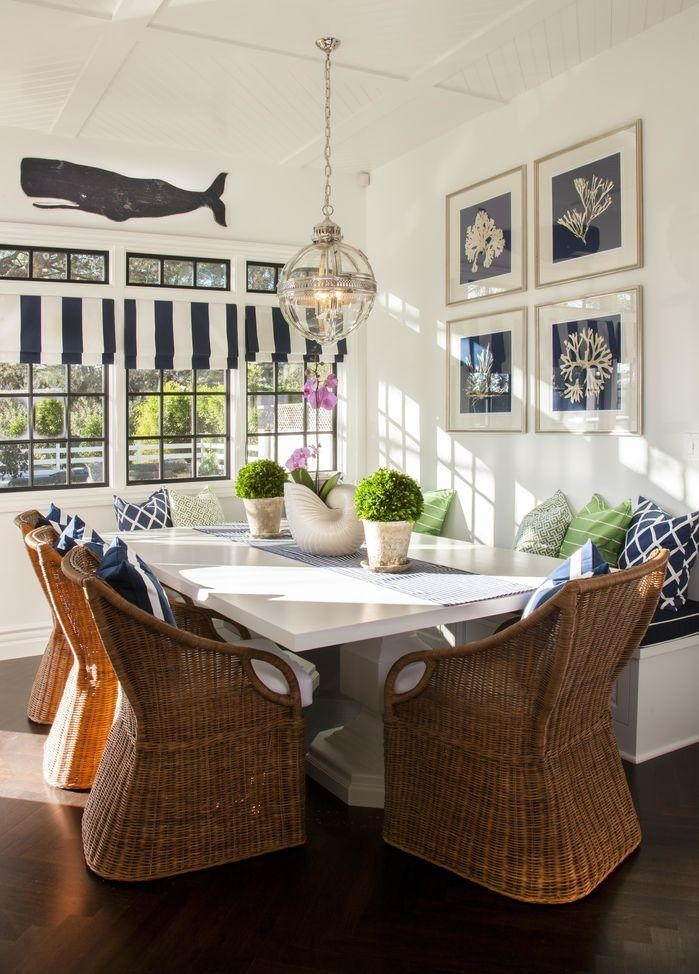 475 Best Dining Room Images On Pinterest | Dining Room, Kitchen Regarding Coastal Dining Tables (View 16 of 20)