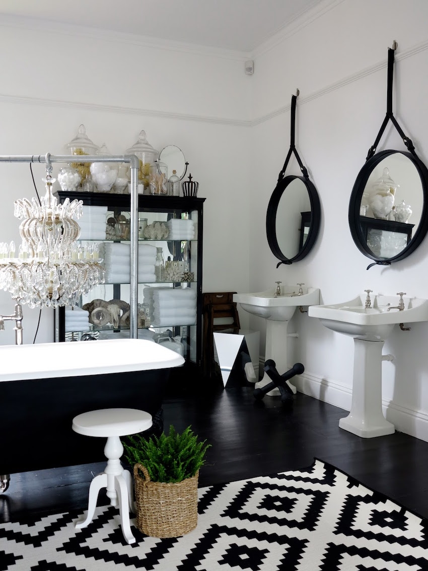 5 Golden Rules To Choose The Best Bathroom Chandelier For Bathroom Safe Chandeliers (Image 4 of 24)