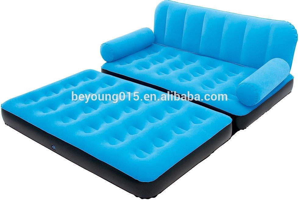 5 In 1 Air Sofa Bed, 5 In 1 Air Sofa Bed Suppliers And Throughout Inflatable Sofa Beds Mattress (View 16 of 20)