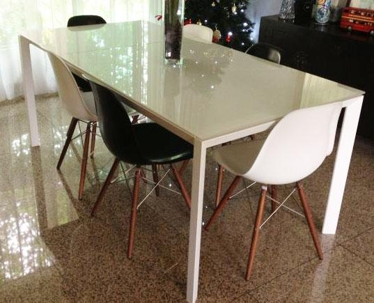 5 Sets Of Tables For Sale (From $150 To $880) Pertaining To Rio Dining Tables (Image 1 of 20)