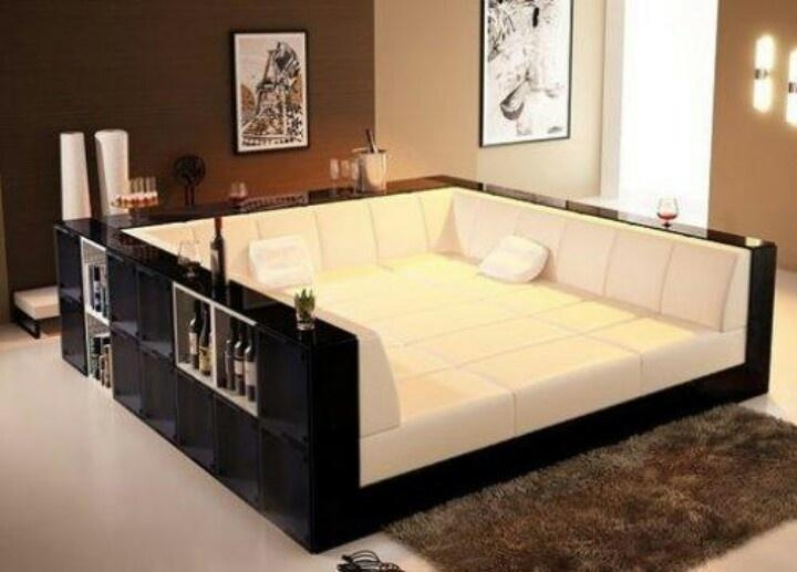 50 Best Diy Sofa Ideas Images On Pinterest | Home, Diy Couch And Wood In Giant Sofa Beds (View 12 of 20)