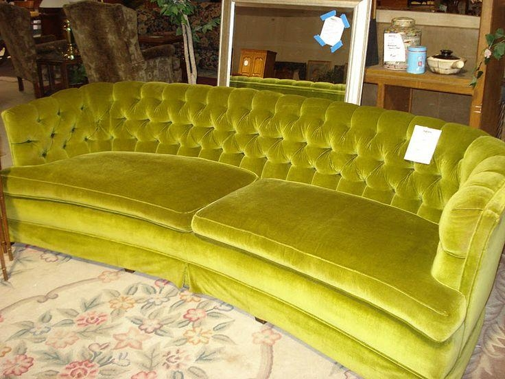 51 Best Furniture Images On Pinterest | Leather Sofas, Dining Throughout Chartreuse Sofas (View 19 of 20)