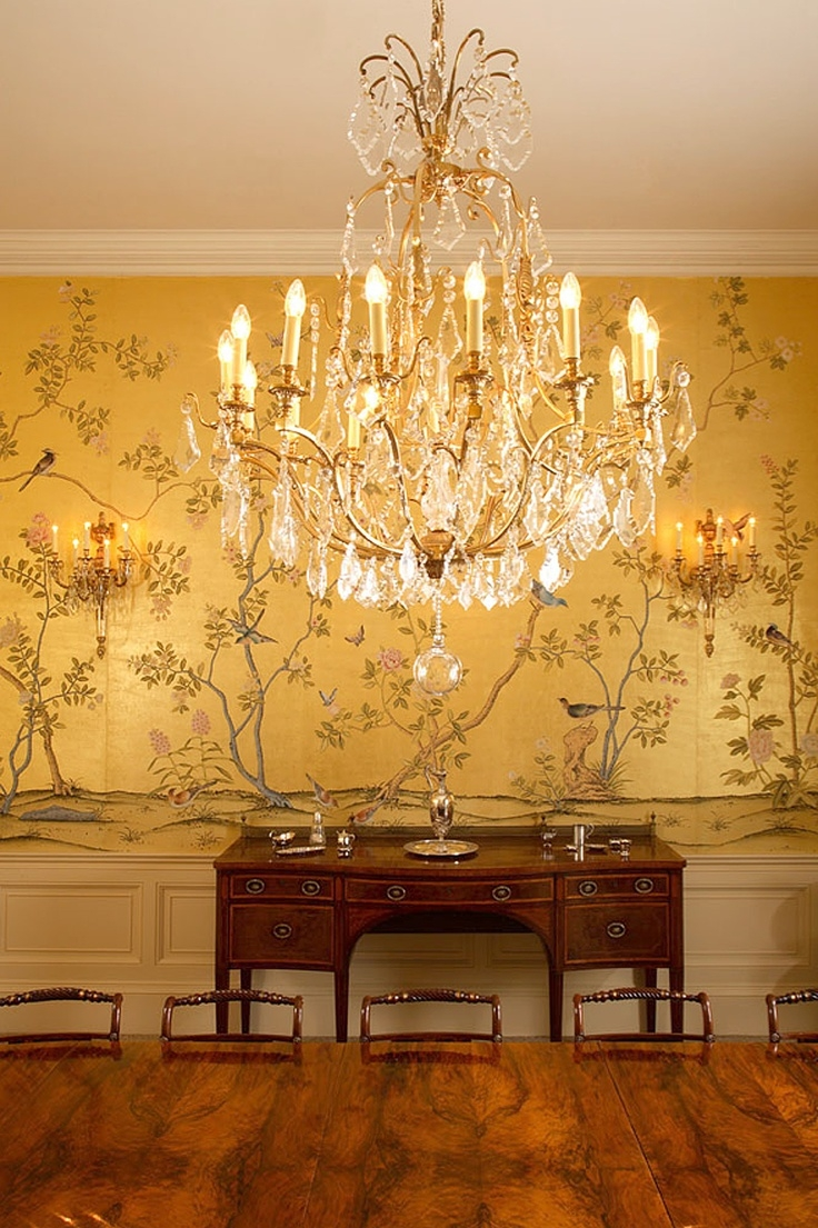 524 Best Apartment In Paris Images On Pinterest Intended For Chinoiserie Chandeliers (Image 3 of 25)