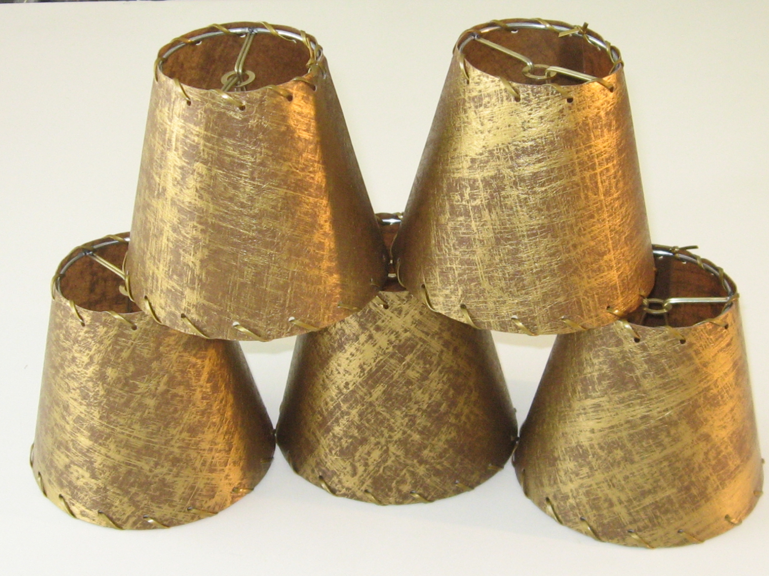 53 Mini Lamp Shades Chandelier Mini Shades Meteor Lights For Clip On Drum Chandelier Shades (Image 1 of 25)