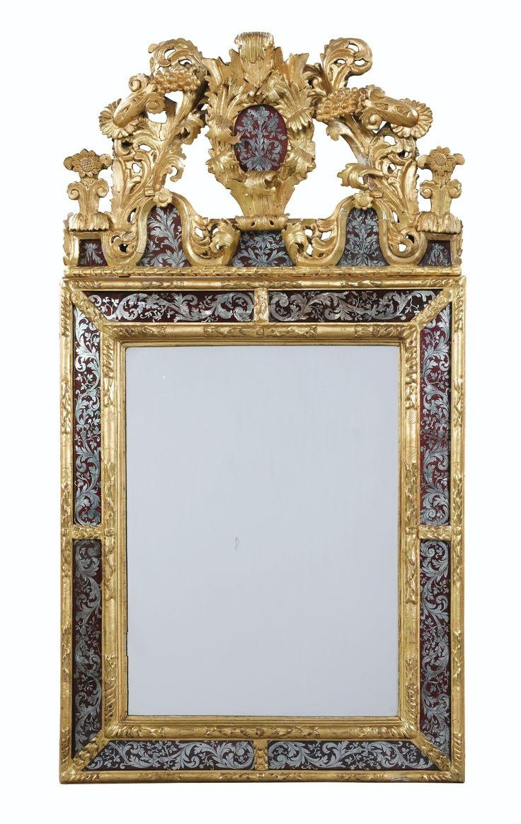 569 Best Mirror Mirror, On The Wall Images On Pinterest With Gold Baroque Mirror (Image 2 of 20)
