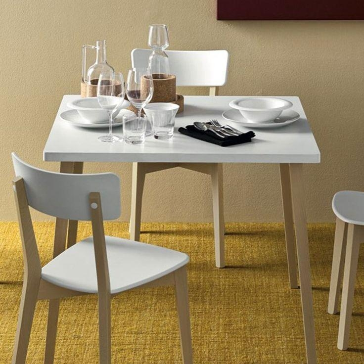 57 Best Connubia Calligaris – Nuastyle Images On Pinterest Pertaining To White Melamine Dining Tables (Photo 15 of 20)