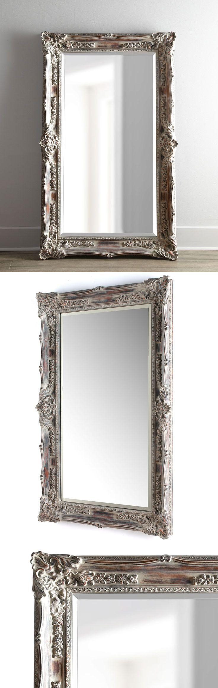57 Best Shop: Wall Decor Images On Pinterest | Wall Decor, Mirror Intended For French Floor Mirror (Photo 10 of 20)