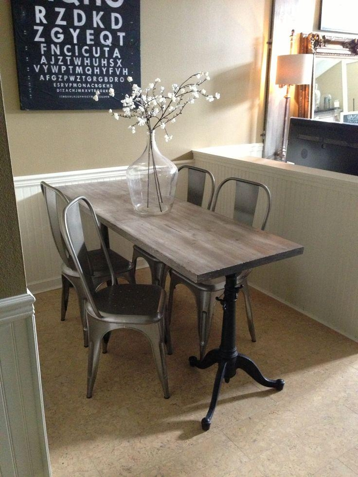 59 Best Dining Tables For Narrow Spaces Images On Pinterest | Live Inside Narrow Dining Tables (View 11 of 20)