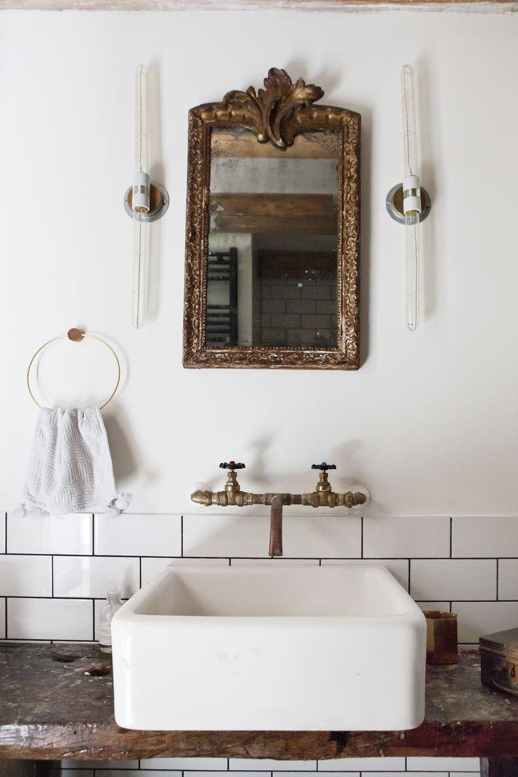 61 Best Antique Bathroom Images On Pinterest | Home, Room And For Retro Bathroom Mirror (Photo 16 of 20)