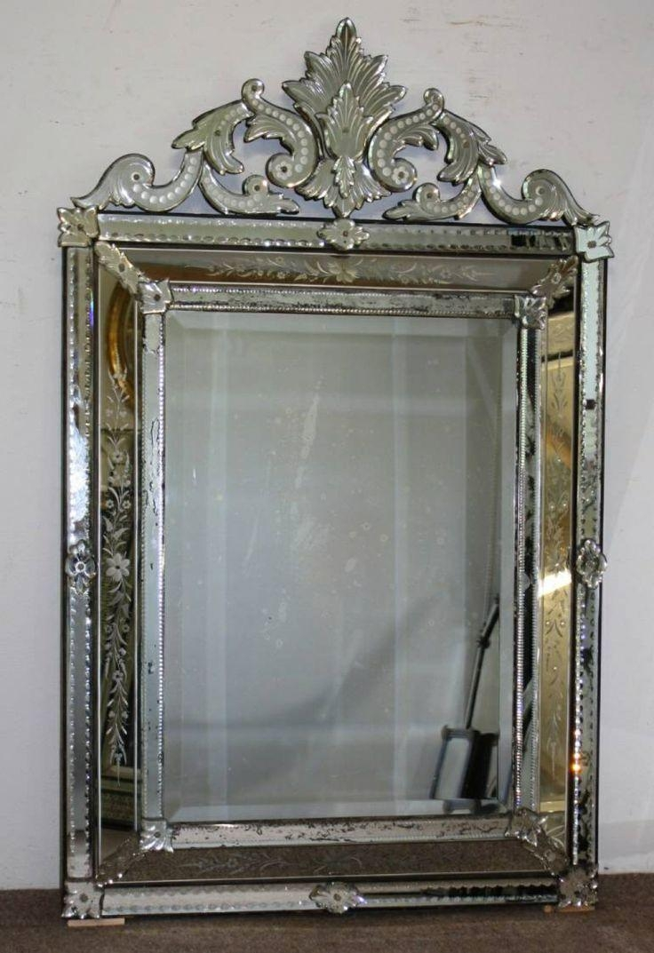63 Best Venetian Mirrors Images On Pinterest | Venetian Mirrors Within Venetian Mirrors Antique (Image 2 of 20)