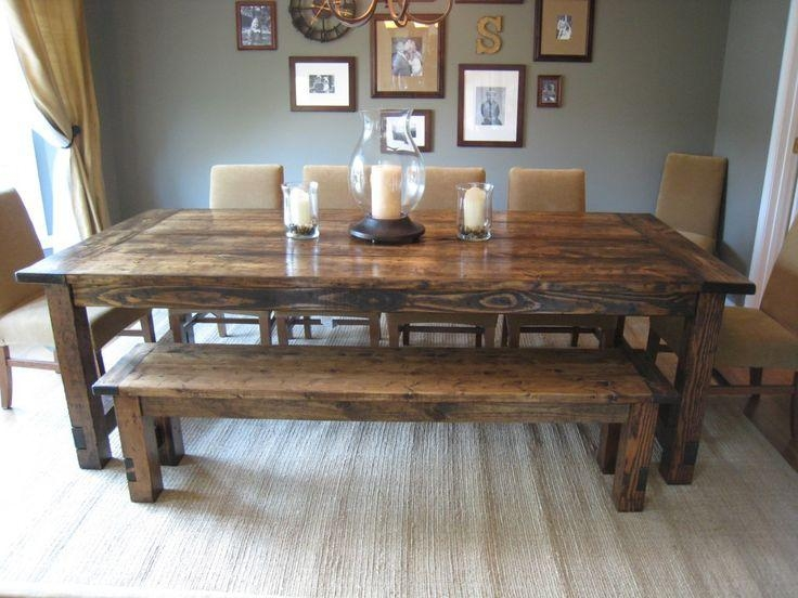 64 Best Diy: Kitchen Table Images On Pinterest | Home, Kitchen Pertaining To Barn House Dining Tables (View 6 of 20)