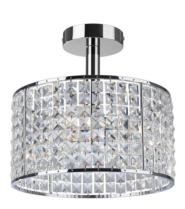67 Best Lighting Images On Pinterest Regarding Crystal Chandelier Bathroom Lighting (Photo 18 of 25)