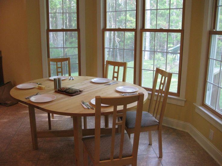 7 Best Kitchen Table Ideas (6 Person Round) Images On Pinterest Intended For 6 Person Round Dining Tables (Image 4 of 20)
