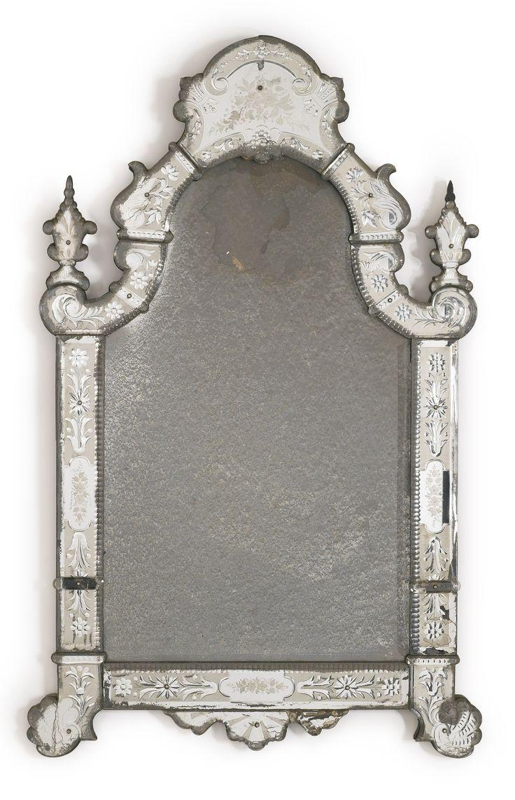703 Best Antique Mirrors, Frame Images On Pinterest | Antique With Venetian Mirrors Antique (Image 3 of 20)