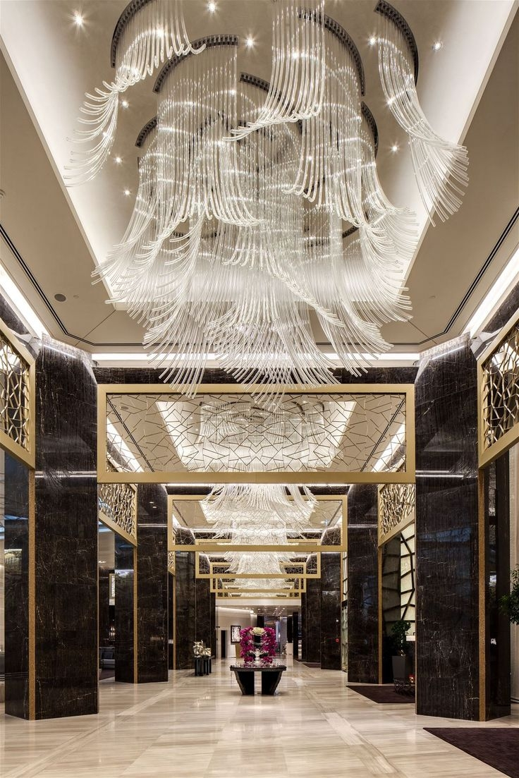 727 Best Lighting Images On Pinterest Pertaining To Florian Crystal Chandeliers (Photo 25 of 25)