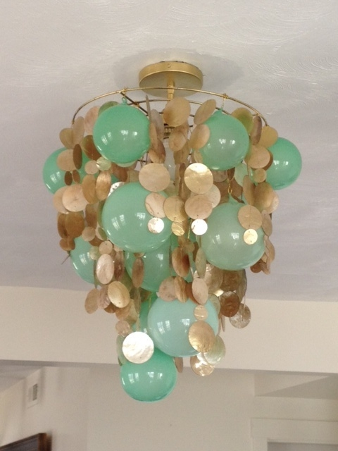 73 Best Chandeliers Images On Pinterest Chandeliers Chandelier Pertaining To Turquoise Ball Chandeliers (Photo 14 of 25)
