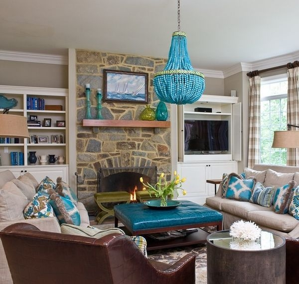 736 Best Lighting Ideas Images On Pinterest With Turquoise Color Chandeliers (View 25 of 25)