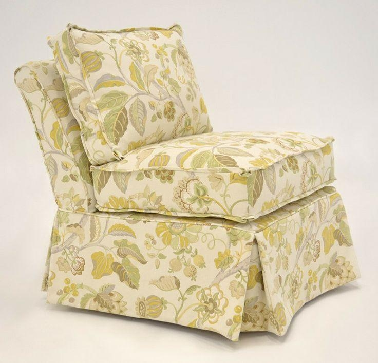 74 Best Slipcovers Images On Pinterest | Custom Furniture, Luxury With Armless Slipcovers (Image 2 of 20)