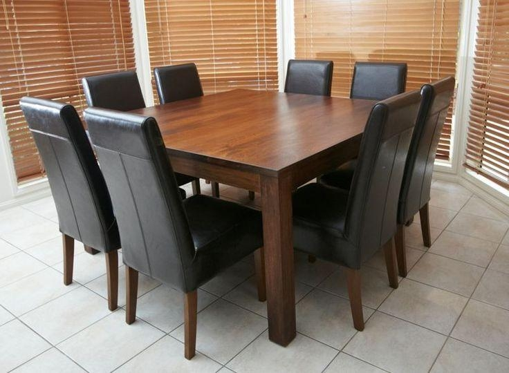 77 Best Dining Tables Images On Pinterest | Dining Room Sets, 7 With 8 Dining Tables (Image 3 of 20)