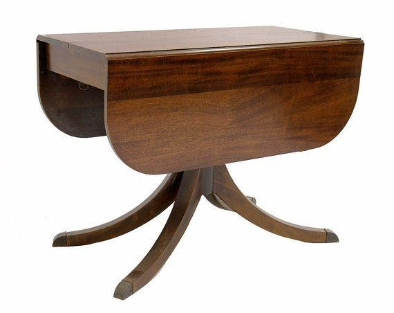 77 Best Drop Leaf Table Images On Pinterest | Drop Leaf Table Within Drop Leaf Extendable Dining Tables (View 7 of 20)