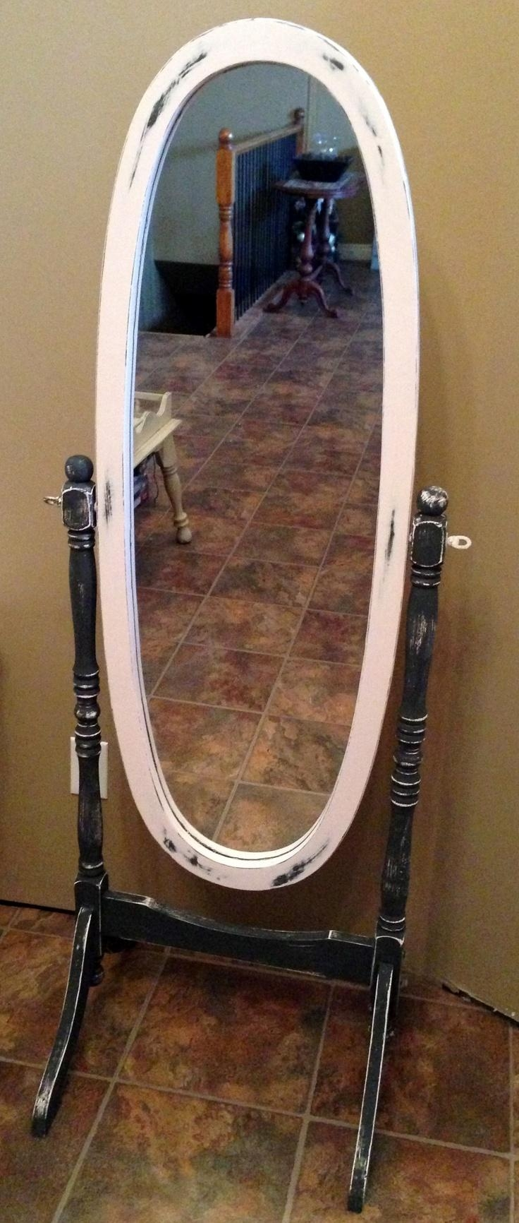 8 Best Mirror Stand Up Images On Pinterest | Cheval Mirror, Floor Regarding Full Length Cheval Mirror (Photo 17 of 20)