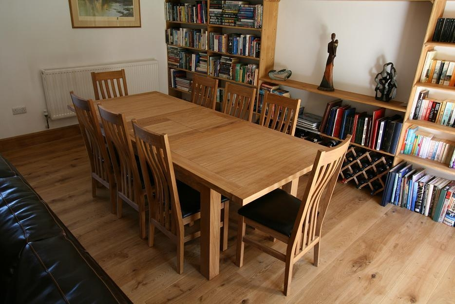 8 Seater Dining Room Table About Home Design Download (Image 3 of 20)