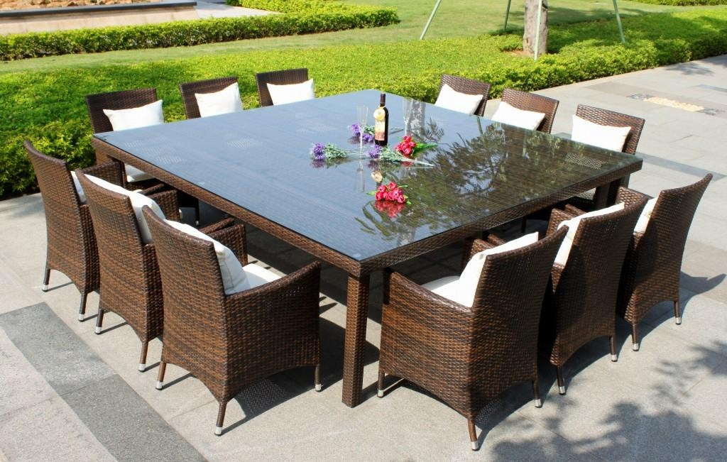 8 Seater Dining Room Table About Home Design Download. Black With Regard To 8 Seat Outdoor Dining Tables (Photo 5 of 20)