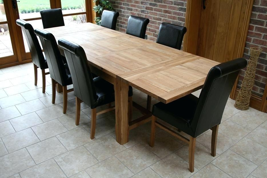 8 Seater Square Dining Table Measurements Dining Tables Square With 8 Seater Dining Tables (Image 3 of 20)