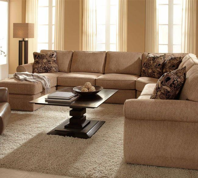 80 Best Beauty Of Broyhill Images On Pinterest | Broyhill For Broyhill Sectional Sleeper Sofas (Photo 5 of 20)