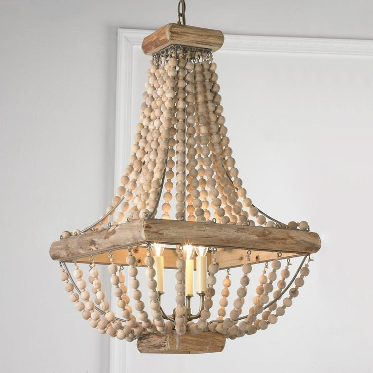 80 Best Chandeliers Images On Pinterest Chandelier Shades Inside Turquoise Beads Sixlight Chandeliers (View 13 of 25)