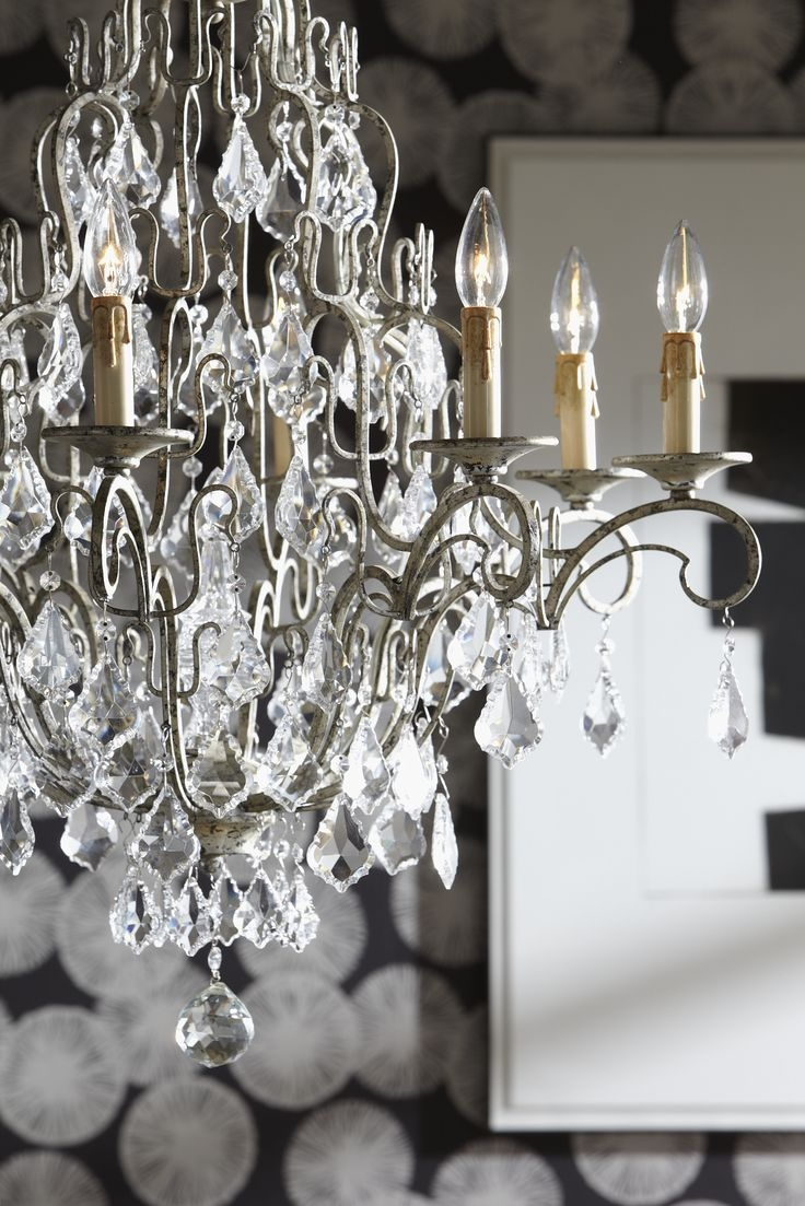 80 Best Lights Images On Pinterest Lighting Ideas Crystal Regarding Florian Crystal Chandeliers (Photo 13 of 25)