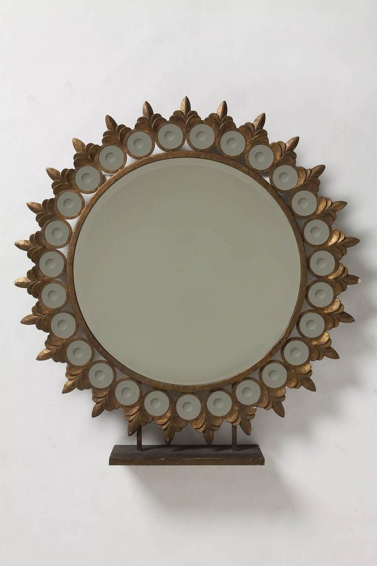 80 Best Mirrors Images On Pinterest Pertaining To Big Vintage Mirror (Image 2 of 20)