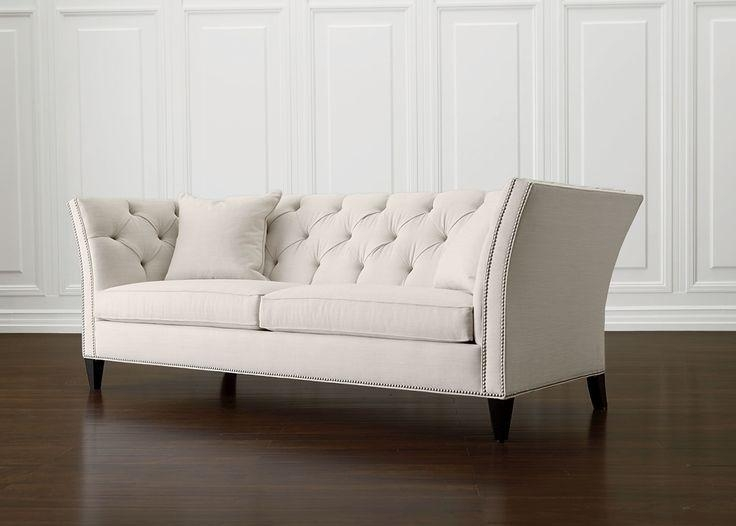 81 Best That's Just Tuft! Images On Pinterest | Ethan Allen Throughout Allen White Sofas (Image 6 of 20)