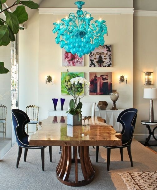 82 Best Blue Chandeliers Images On Pinterest Within Turquoise Bedroom Chandeliers (View 19 of 25)