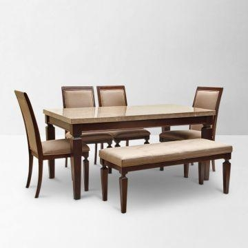 9 Best Dining Set Images On Pinterest | Dining Sets, Solid Wood For 6 Seat Dining Tables (Image 4 of 20)