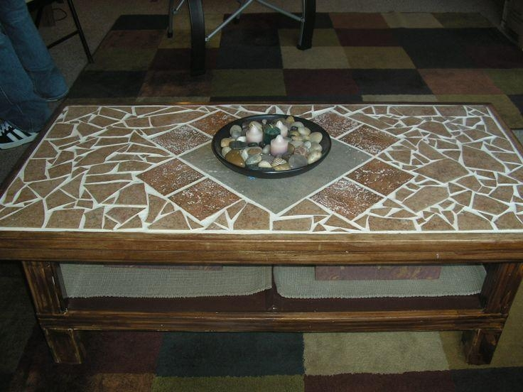 Moroccan Outdoor Round Mosaic Tile Dining Table on - Arts ...