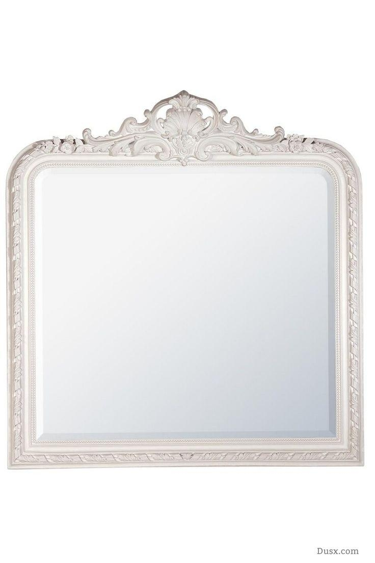 98 Best Marvellous Mirrors All Can Be Found At Www.dusx Images Throughout White Rococo Mirror (Photo 16 of 20)
