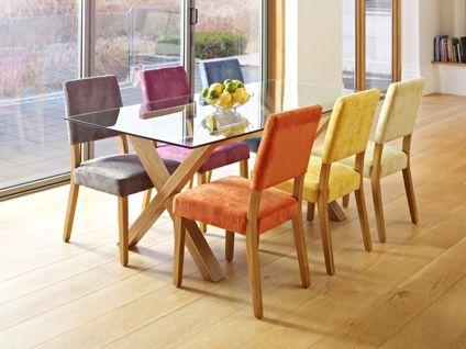 A Colour Dining Delight: Http://www.harveysfurniture.co (Image 2 of 20)